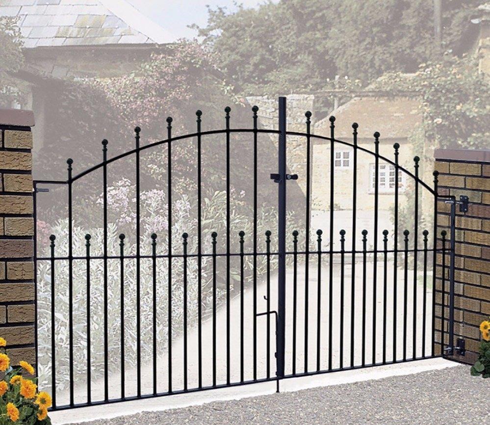 Wrought Iron Gates & Railings