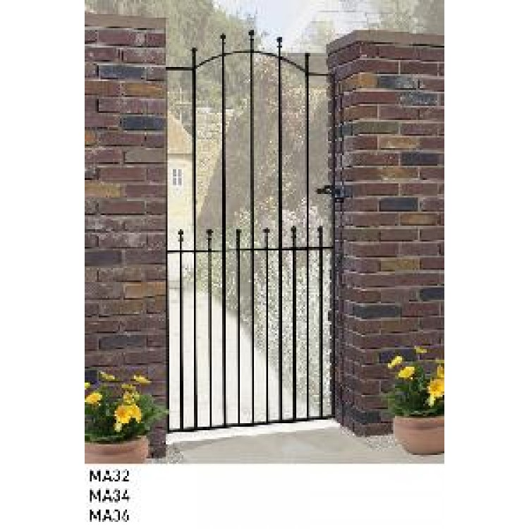 MANOR-Tall Single Gate