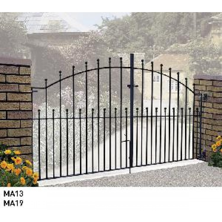 MANOR-Double Gate