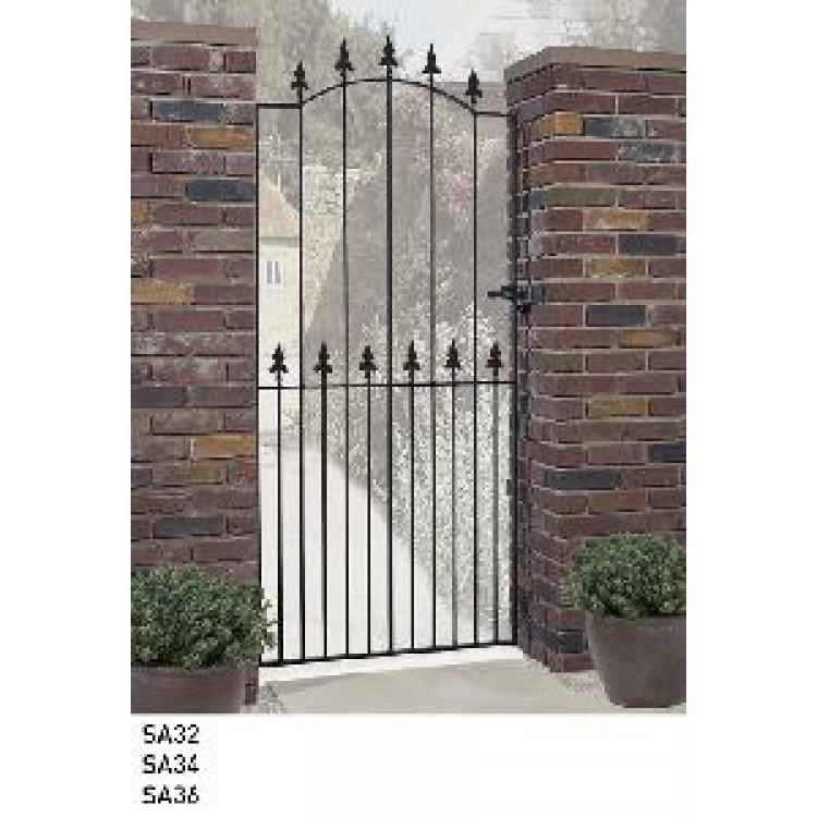 SAXON-Tall Single Gate