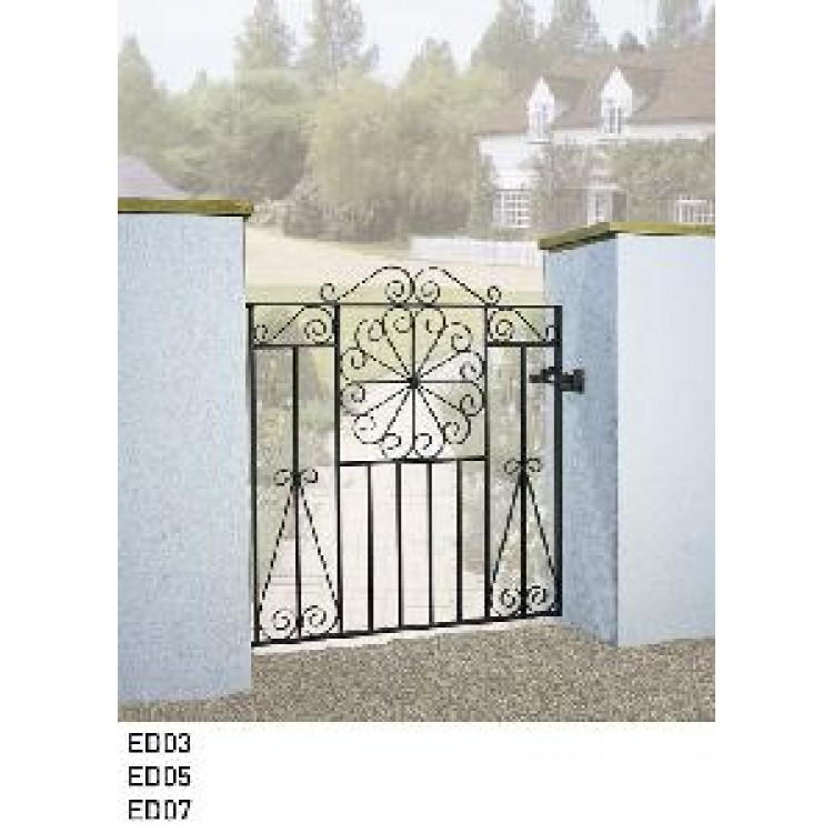 EDINBURGH-Single Gate