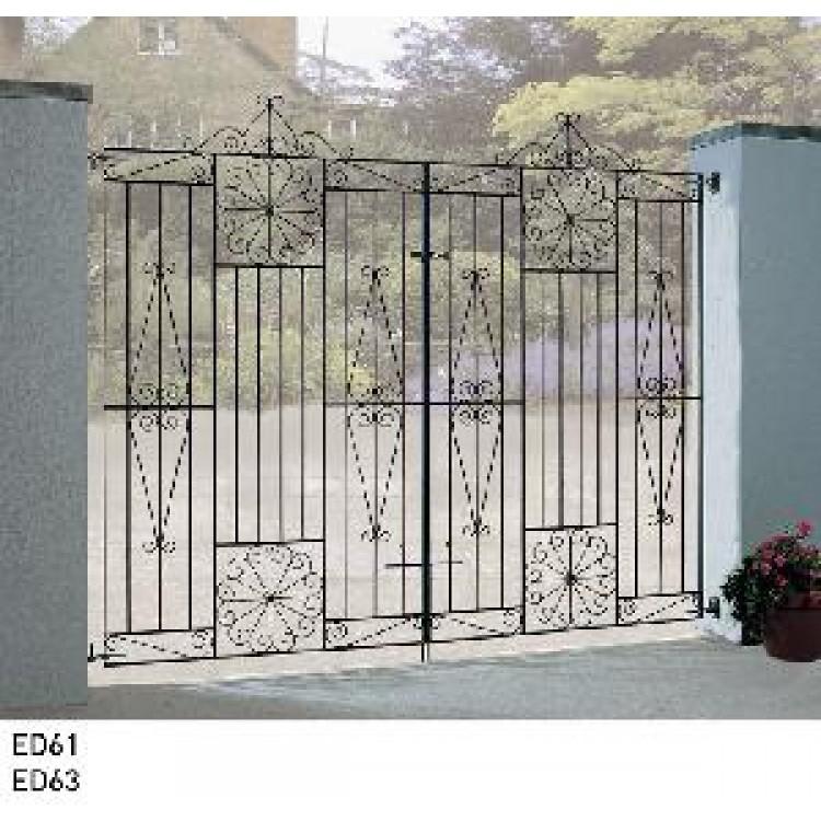 EDINBURGH-Tall Double Gate