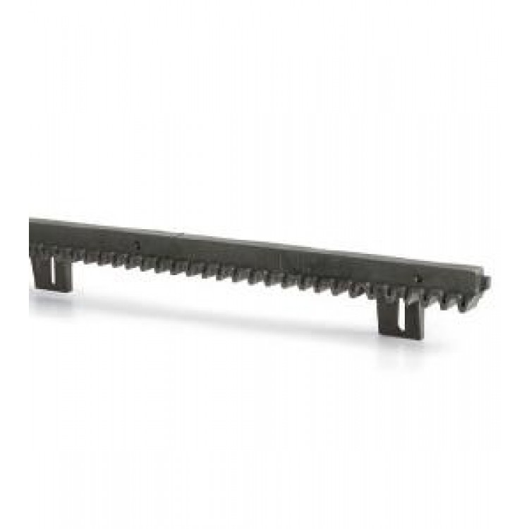 CR25 Sliding gate rack 1 metre sections