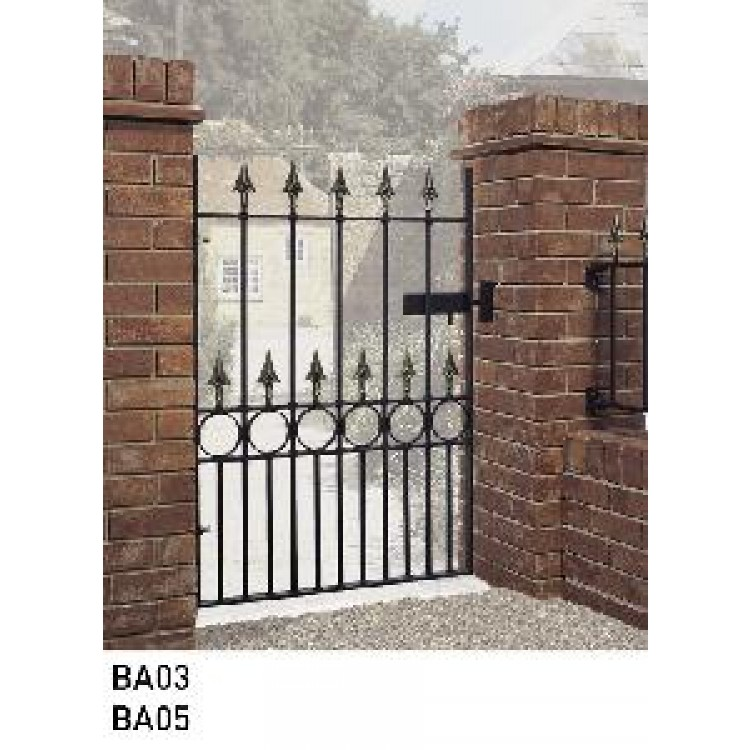 BALMORAL-Single Gate