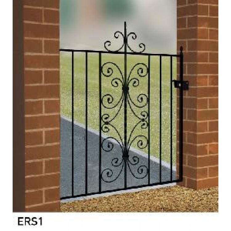 ENGLISH ROSE-Single Gate