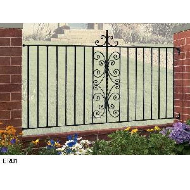 ENGLISH ROSE-Fence Panel