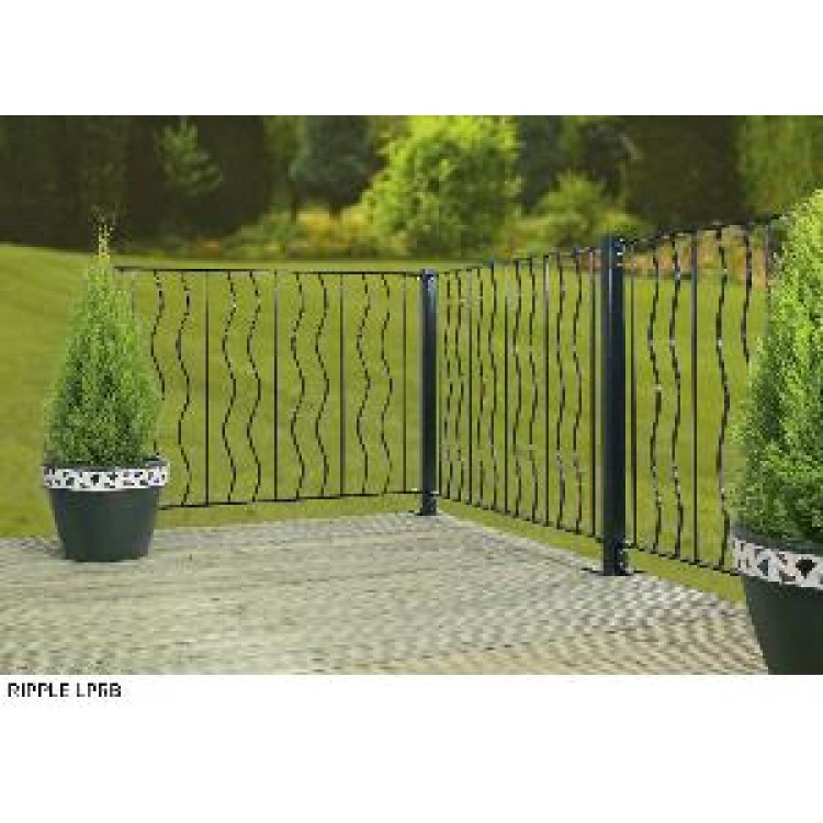 DECO LARGE DECK FENCE PANEL 813MM HIGH X 1130MM WIDE