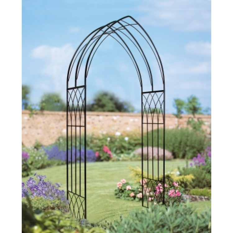 Abbey Rose Arch 410mm D X 1100mm W X 2286mm H