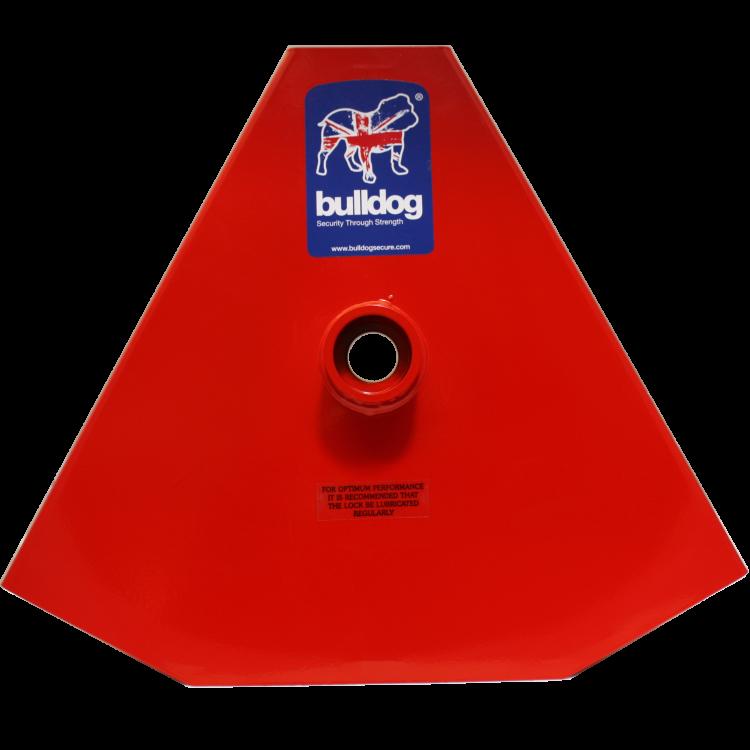 Bulldog CL20 Red Triangular Cover