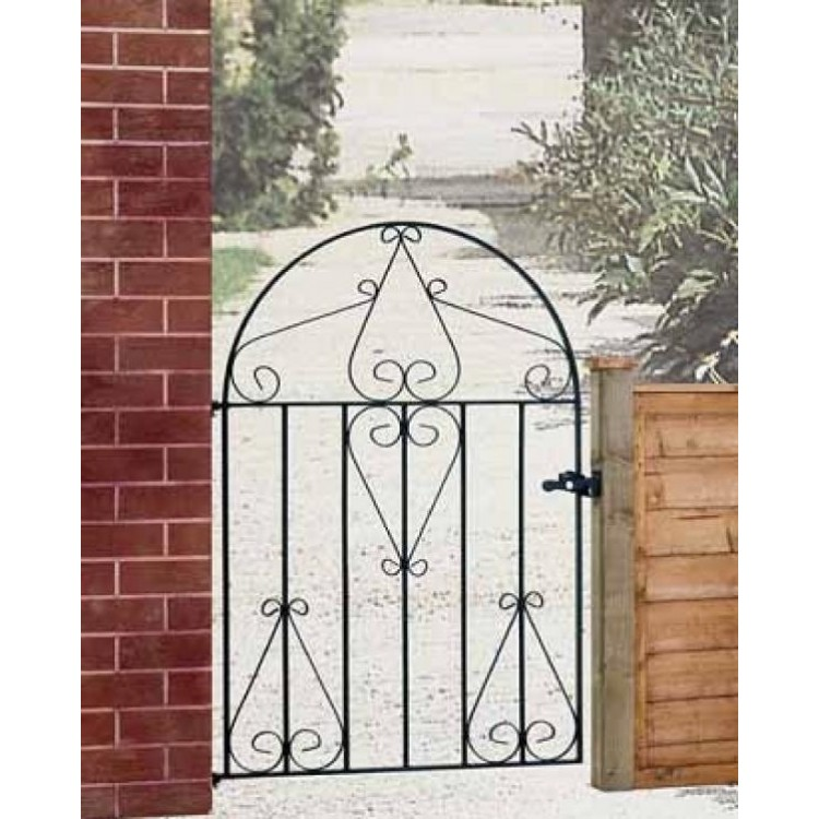 Classic Low Bow Top Gates