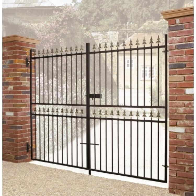 "CORFE TALL DOUBLE GATE 70"" HIGH X 7' GAP"