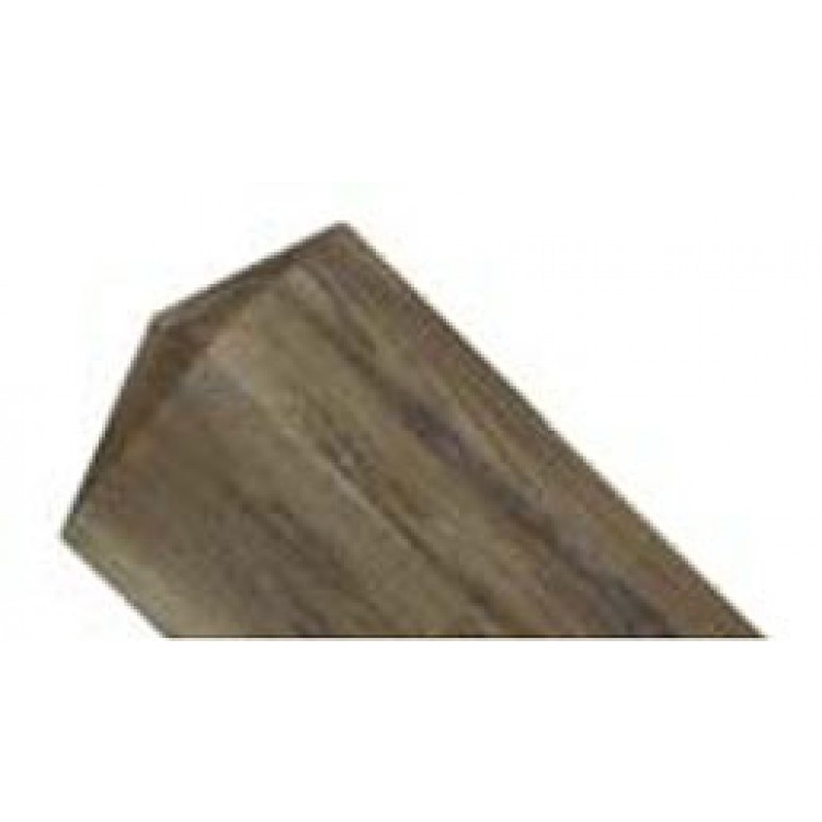 "WOODEN POST  4"" X 4"" X 8' LONG PYRAMID TOP TANALISED"