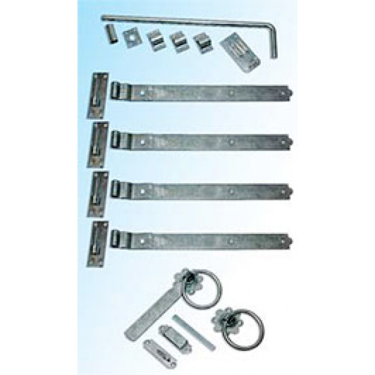 EGFS Double Gate Fitting Set