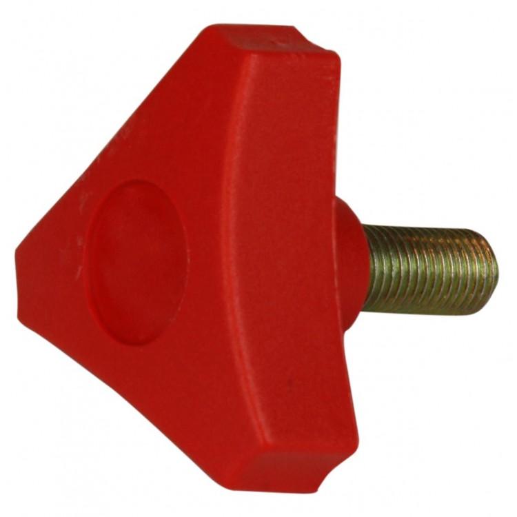 Bulldog LC2 Locking Stud for Car Plates(12mm thread, 1.5 pitch)