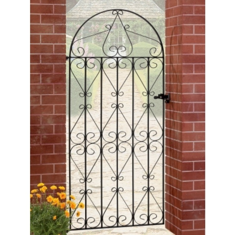 Regent Tall Bow Top Single Gate