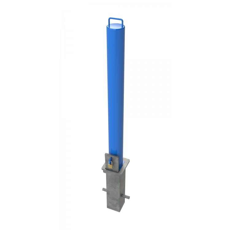 PADLOCKABLE LIFT OUT POST