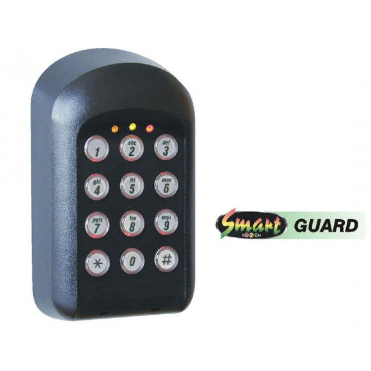 Centurion SMARTGUARD (Hard Wired) Keypad