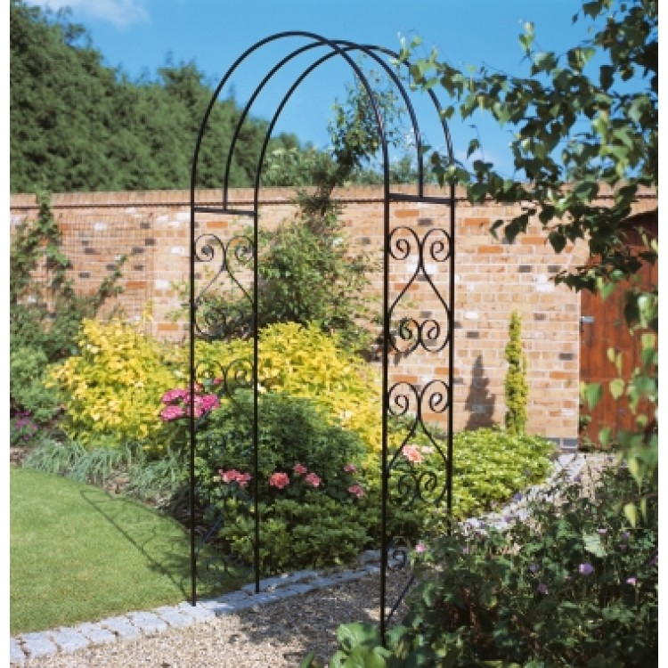 YORK SMALL ROSE ARCH 305MM D X 1067MM W X 2134MM H