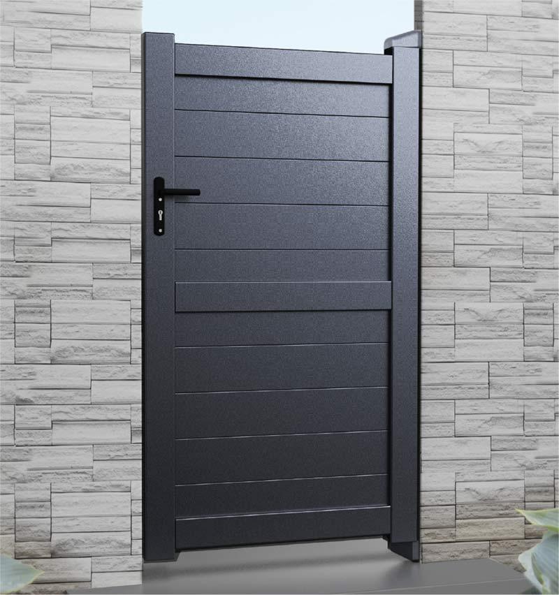 Aluminium Gates pic 2